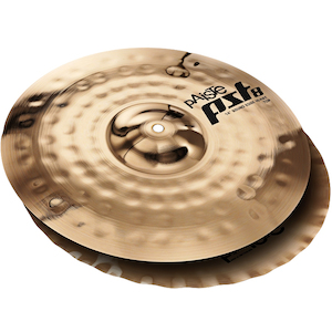 Paiste PST8 Reflector 14 inch Sound Edge Hi Hat Cymbals