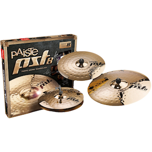 Paiste PST8 Reflector Universal Cymbal Pack 14/16/20
