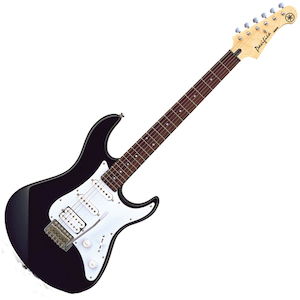 Yamaha Pacifica Electric Guitar, Black
