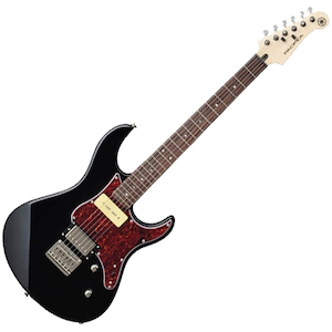 Yamaha PAC311H  Pacifica 311H Electric Guitar, Black