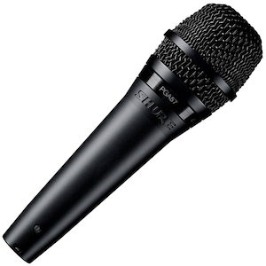 Shure Instrument Mic w/Switch