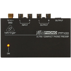 Behringer Preamp Phono