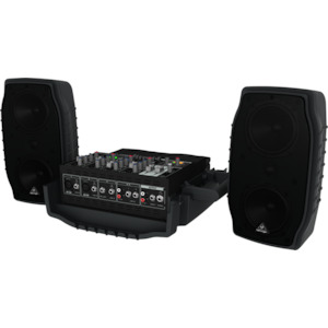 Behringer PA 200W 5-Ch
