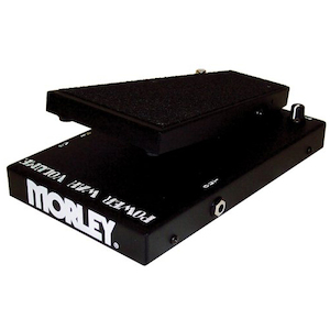 Morley Power Wah Volume Guitar Effects Pedal