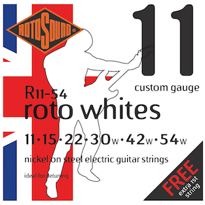 Rotosound Electric strings 11-54