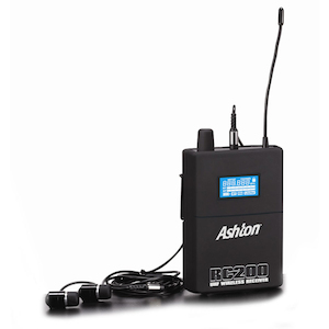 Ashton In Ear Monitor Receiver Body Pack