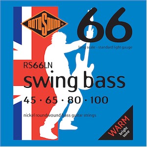 Rotosound Nickel Bass Strings 45-105