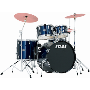 Tama  Stagestar 5-piece Rock Kit, Dark Blue