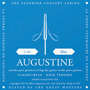Augustine Classical Strings Blue Label Set