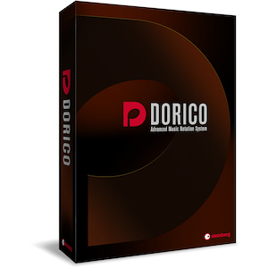 Steinberg Dorico Notation Software Education Edition