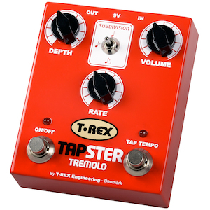 T-Rex Tremster Tremolo/Vibrato Effects Pedal