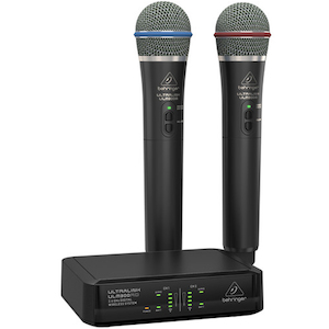 Behringer Wireless Mic Hand Held Pair