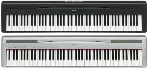 Yamaha Digital Piano P-95 images