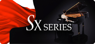 Piano Advertisement: SX Series